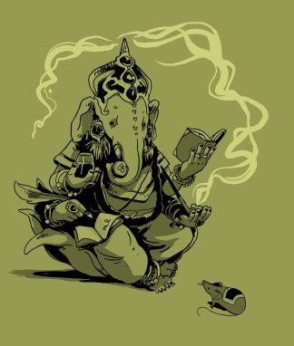Nerdy Ganesh