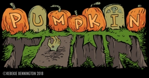 Pumpkin Town - Parsley Games